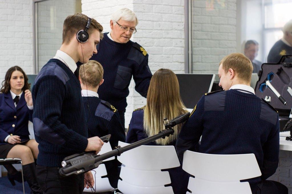 Информационная безопасность — ГУМРФ им. адмирала С.О. Макарова