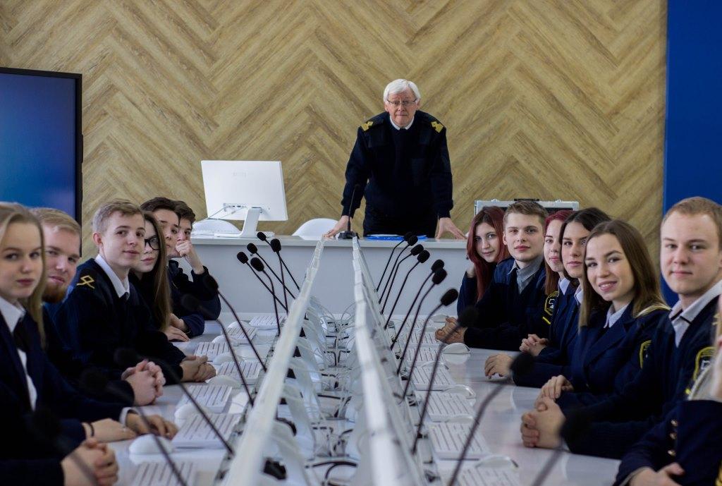 Информационная безопасность автоматизированных систем — ГУМРФ им. адмирала С.О. Макарова