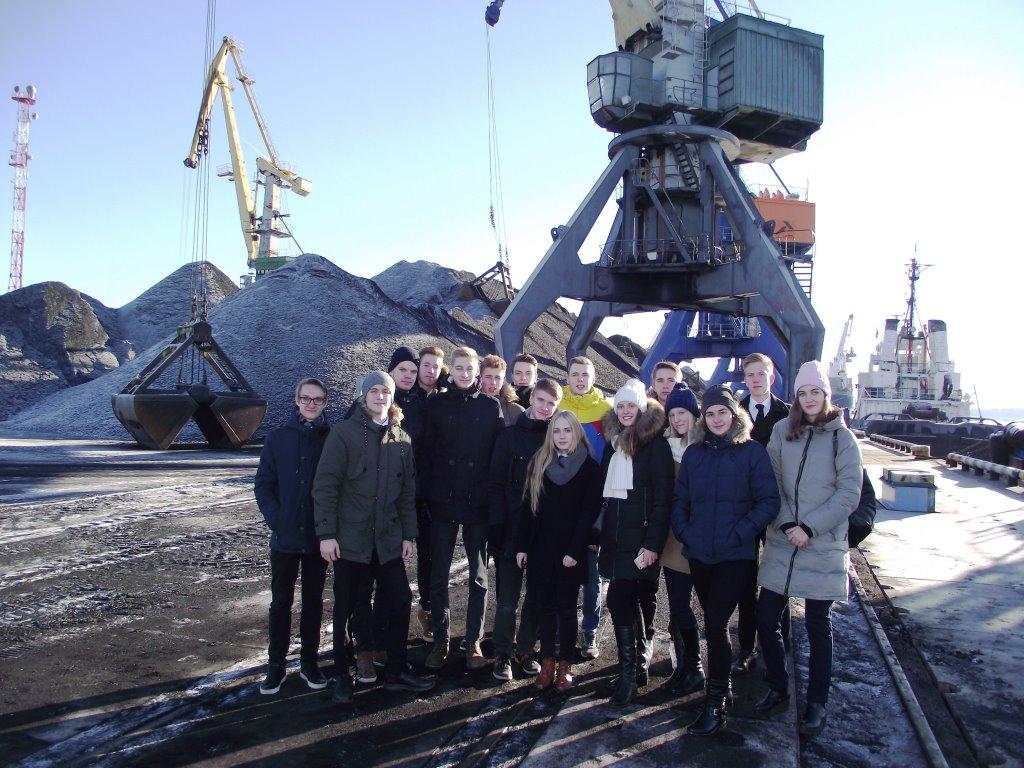 Эксплуатация перегрузочного оборудования портов и транспортных терминалов — ГУМРФ им. адмирала С.О. Макарова
