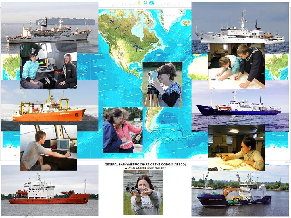 Управление водным транспортом и гидрографическое обеспечение судоходства — ГУМРФ им. адмирала С.О. Макарова