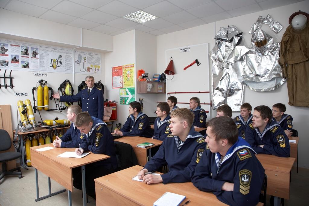 Эксплуатация судовых энергетических установок — ГУМРФ им. адмирала С.О. Макарова